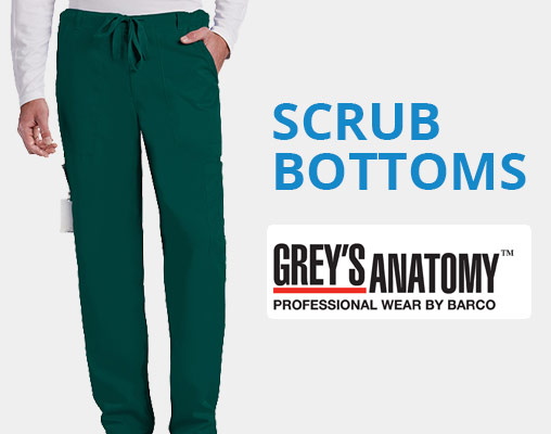 scrub-bottoms